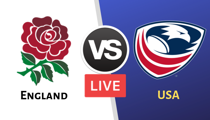 Rugby World Cup 2019 England vs USA Live Streaming