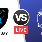 Fiji vs Uruguay Live Streaming, Timing & Squads | Rugby World Cup 2019
