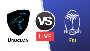 Rugby World Cup 2019 Fiji vs Uruguay Live Streaming
