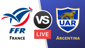 Rugby World Cup 2019 France vs Argentina Live Streaming