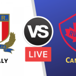 Italy vs Canada Live Streaming, Timing & Squads | Rugby World Cup 2019