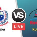 Russia vs Samoa Live Streaming, Timing & Squads | Rugby World Cup 2019